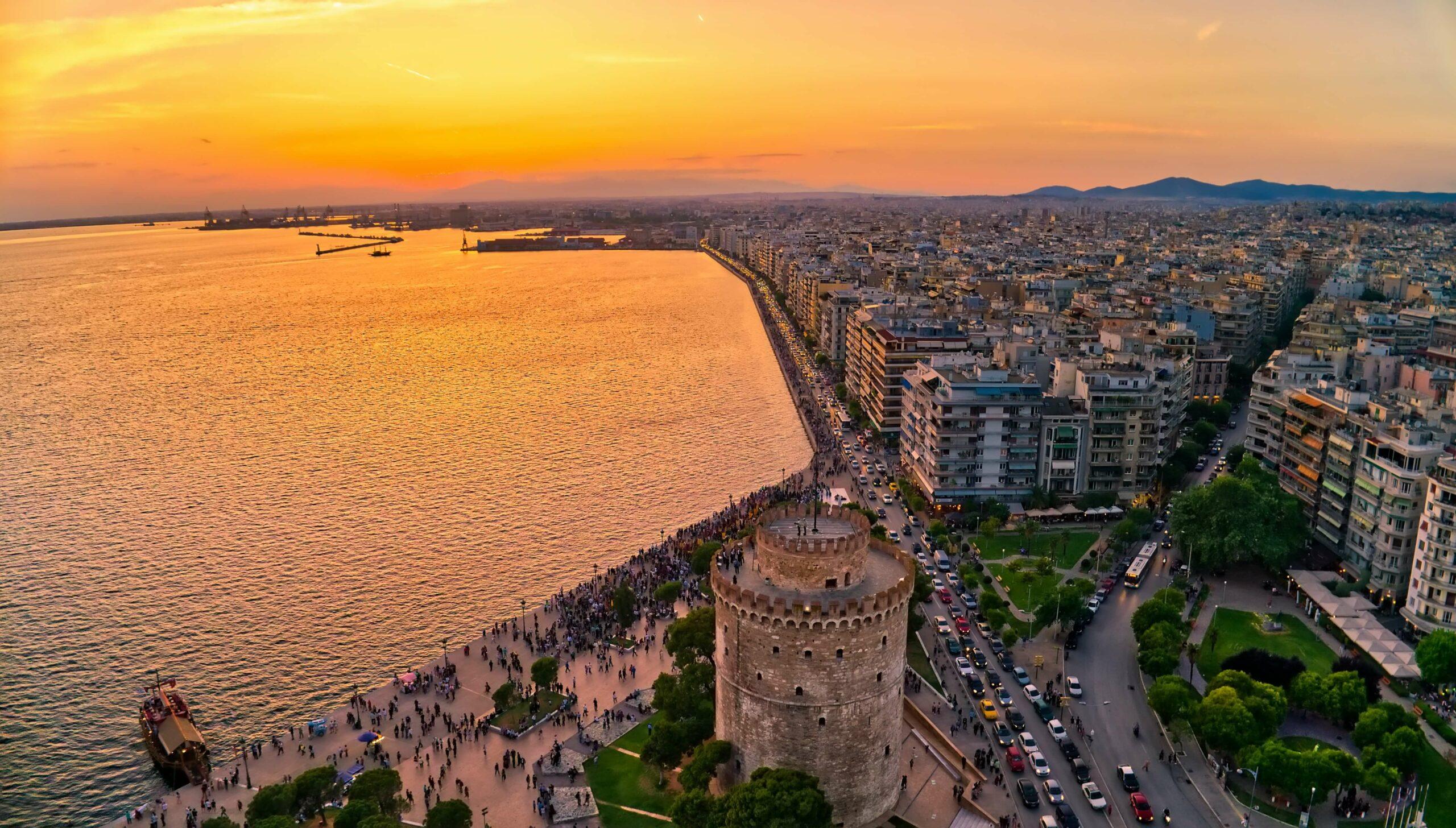top sights of thessaloniki
