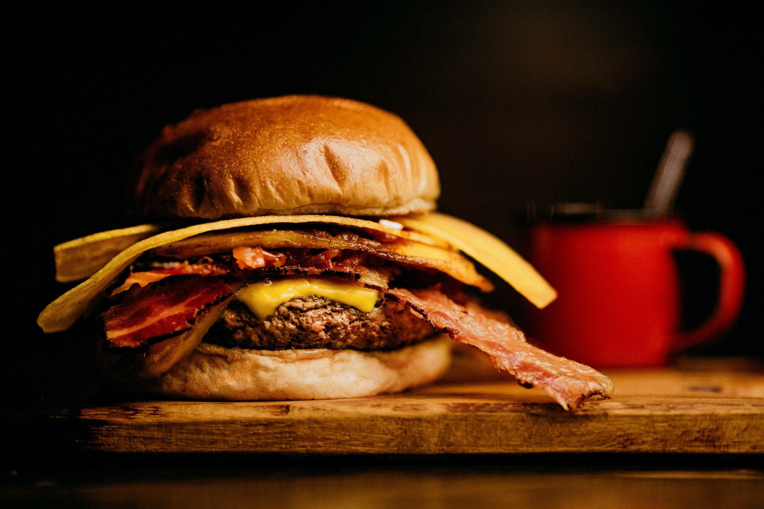 best burger in Thessaloniki
